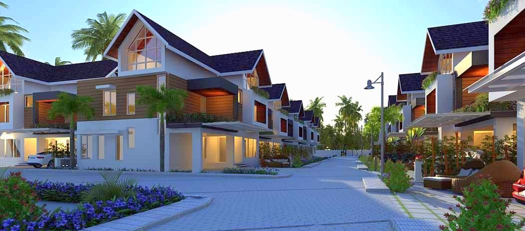 Residential villas for sale in Edappally | Casadel developers