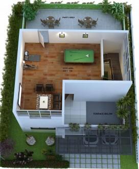 Luxury villas in Edappally