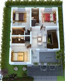 Studio apartments in Kakkanad