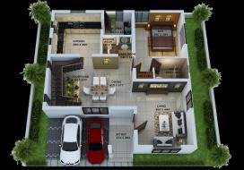 3bhk villas in Edappally