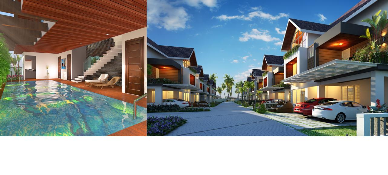 Builders in Kakkanad Kochi ,  Villa projects in Edappally